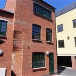 Far Gosford Street building exterior