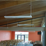 Warwick School Sports Pavilion Interior