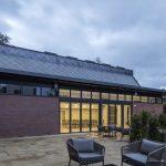 Horton extension exterior