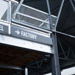 The Factory @ Fargo steelworks